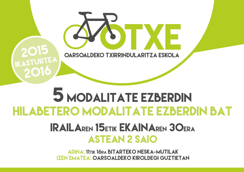flyer OTXE 2015-16